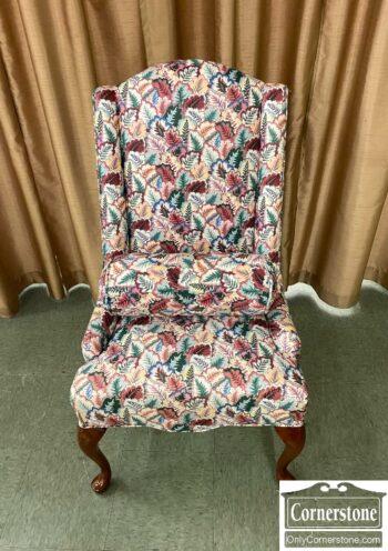 5966-1640 - Floral Chair