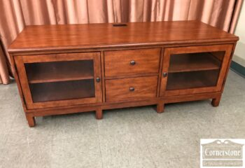 used ethan allen tv console