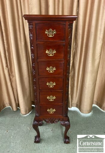 5966-1776-Lingerie Chest Jewelry Cabinet