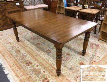 5966-1783-EA Maple Table 2Lvs Rustic
