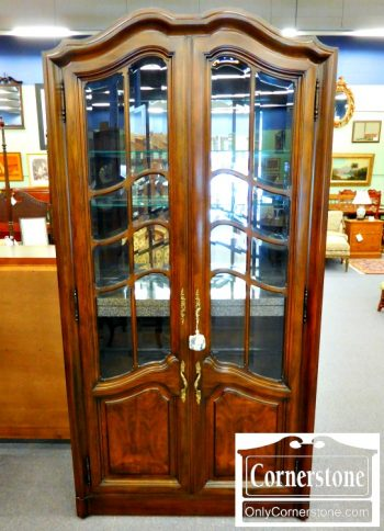 5966-233 Karges French Style Bar Cabinet