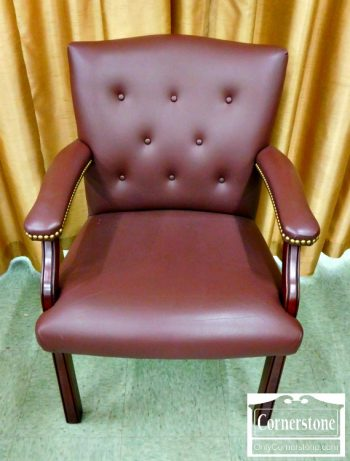 5966-279 - Faux Leather Office Chair
