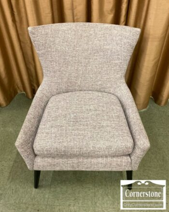 5966-480-MCM Gray Occasional Chair