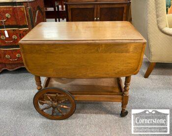 5966-575 - Kling Sol Maple Tea Cart