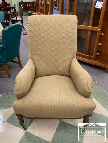 5966-599 - Vanguard Furn Sage Green Library Chair
