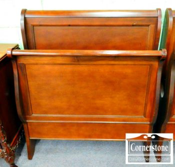 5966-60 Twin Sleigh Bed