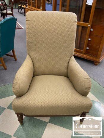 5966-600 - Vanguard Furn Sage Green Library Chair