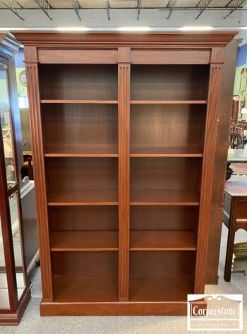 5966-671 - Timeless Mah Open Bookcase