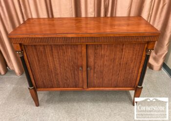 5966-702 - Old Colony Console with Tambour Front