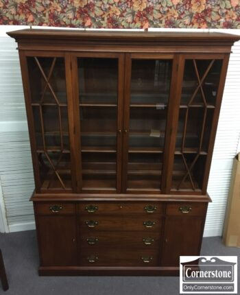5966-717 - HH Sol Cher China Cabinet