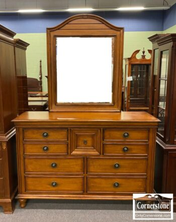5966-738 - Tommy Bah Cont Dresser and Mirror