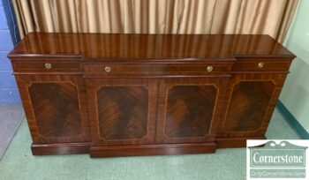 5966-767 - Karges Mah Console Buffet Credenza
