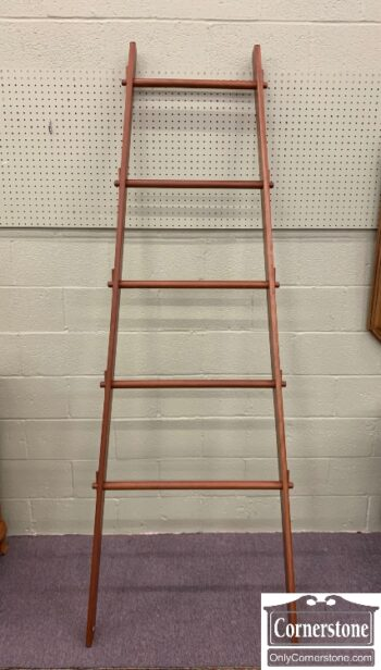 5966-775 - Cabinet Made Sol Cher Quilt Ladder