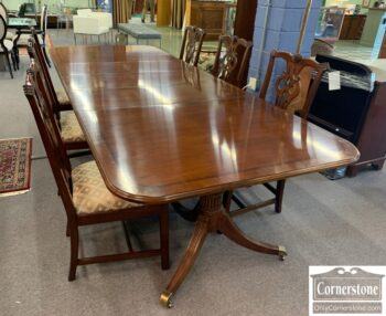 5966-792 - Lexington Cherry Table and 6 Chairs