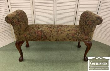 5966-800 - Upholstered Chipp Bed Bench
