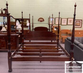 5966-832 - Statton Sol Cher King Poster Bed