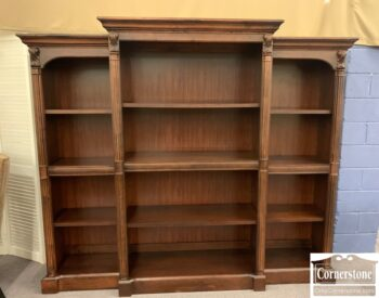 5966-857 - Made in USA Cherry 3 Part Bookcase