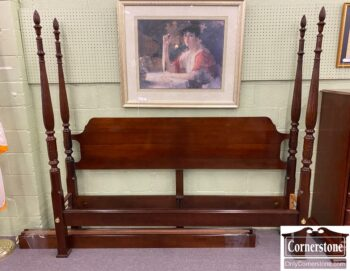 5966-907 - Sol Cher King Poster Bed