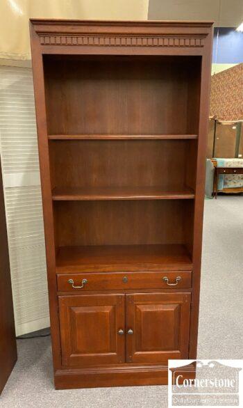 5966-923 - Hooker Cher Open Bookcase