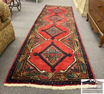 5966-937 - Hand Woven Wool Rug