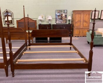 5966-955 - Stickley Sol Cher King Poster Bed