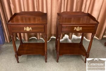 5966-982 - Pair of Henkel Harris Nightstands