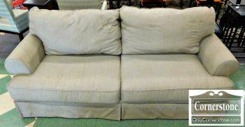 5984-3 Tweed Sofa