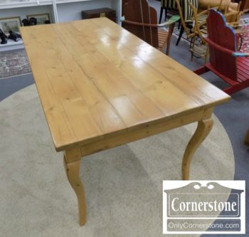 5991-10 - Pine French Country Table