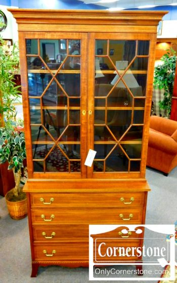 6044-2-potthast-solid-mahogany-inlaid-bookcase
