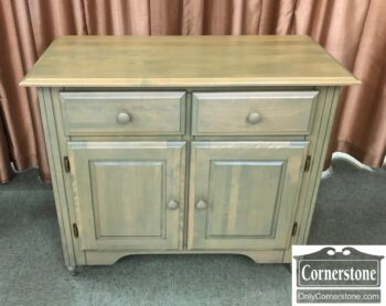 6057-6 - Canadel Sol Maple 2 Door Cabinet
