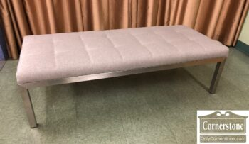 6124-40-Room and Board Bench Steel Frame