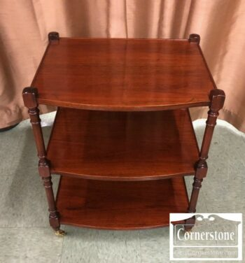 6150-6 - Tradition House Mah Tiered End Table