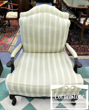 6206-1-ethan-allen-french-style-upholstered-chair