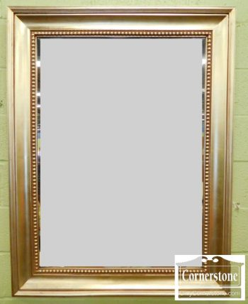 6234-6 Rustic Silver Beveled Mirror (2)