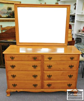 6266-1-kling-solid-maple-dresser-with-mirror