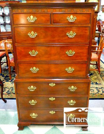 6289-8-baker-mahogany-chippendale-chest-on-chest