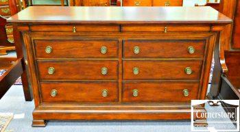 6320-1-bassett-cherry-louis-philippe-style-dresser