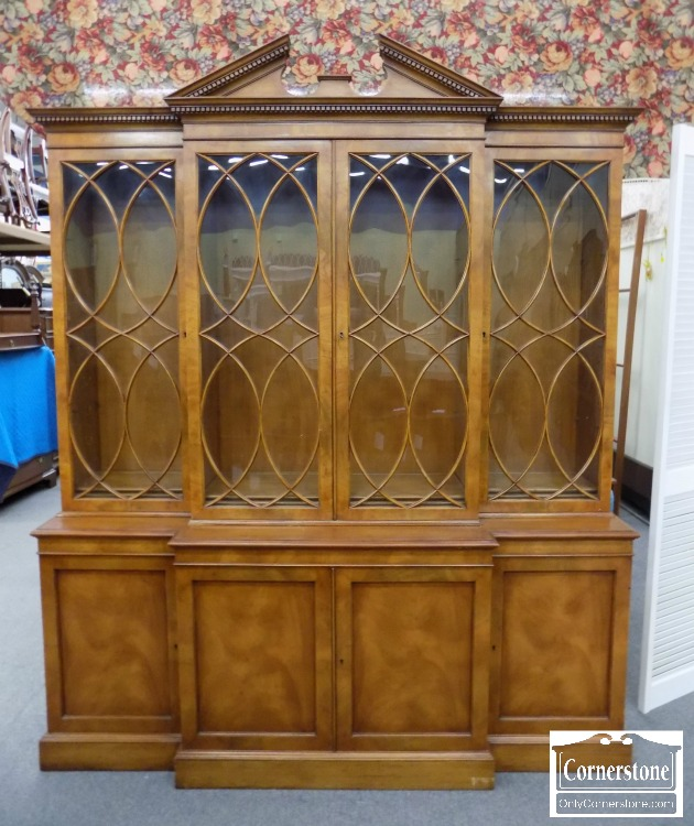6320-1079 - China CabinetBreakfront - Cabinets & Breakfronts Baltimore, Maryland Furniture Store