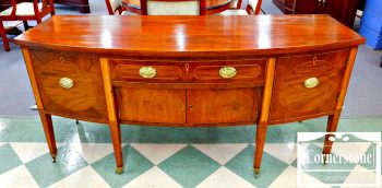 6320-127 Antique Walnut Sideboard