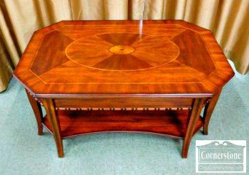 6320-188 - Hickory Hill Mahogany Coffee Table