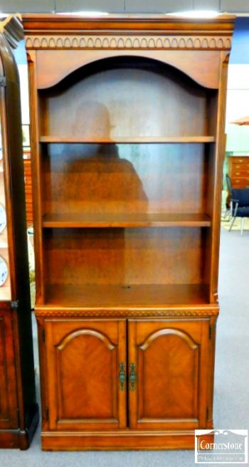6320-195 - Cherry Bookcase