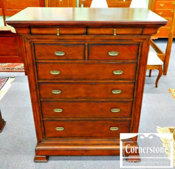 6320-2-basset-cherry-louis-philippe-style-tall-chest