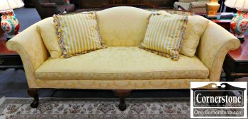 6320-20 Hickory Chair Upholstered Sofa
