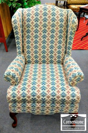 6320-228 - Federal Hill Galleries Upholstered Wing Chair