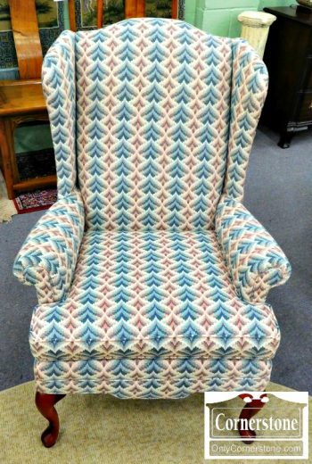 6320-229 - Federal Hill Galleries Upholstered Wing Chair