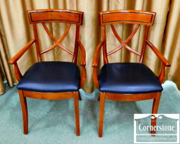 6320-28 Pair of Arm Chairs