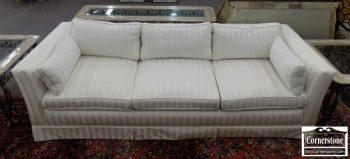 6320-424 - Henredon Off-White Upholstered Sofa
