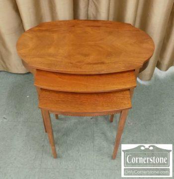 6320-447 - Mersman Mahogany Nesting Tables