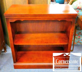 6320-53 Bassett Cherry Low Bookcase