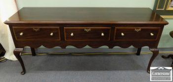 6320-568 - Henkel Harris Mahogany Queen Anne Sideboard